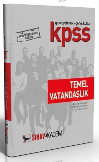 KPSS Temel Vatandaşlık; Lisans