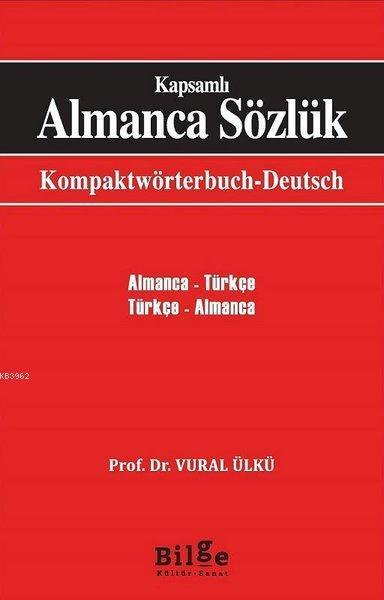 Kapsamlı Almanca Sözlük Kompaktwörterbuch Deutsch