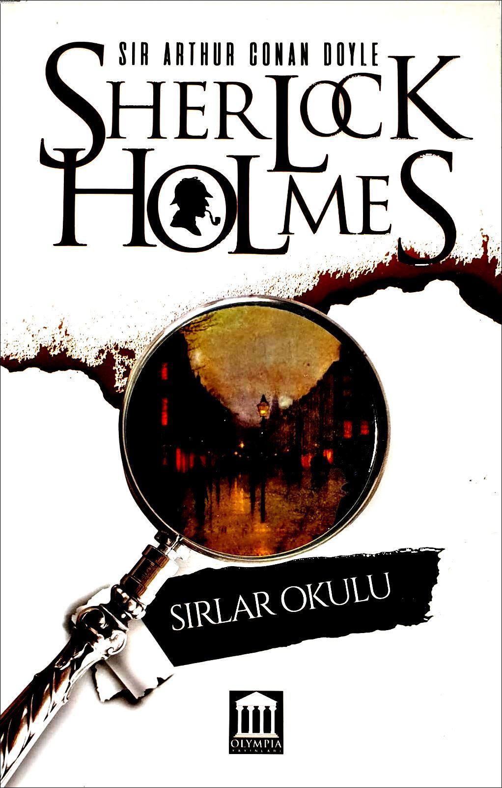 Sherlock Holmes Sırlar Okulu