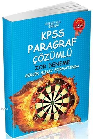 2018 KPSS Paragraf Çözümlü Zor Deneme; Gerçek Sınav Formatında
