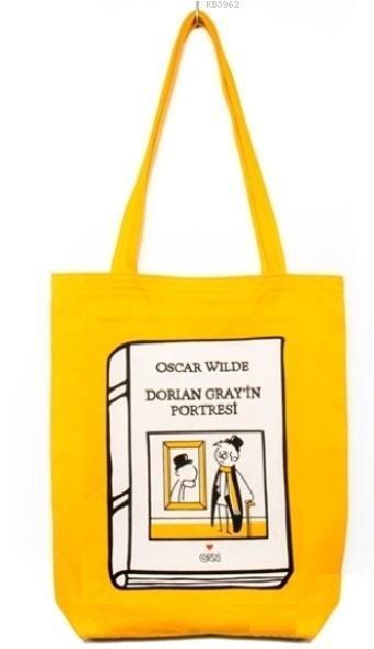 Bez Çanta (Sarı Gabardin) - Laforizma Serisi - Dorian Gray