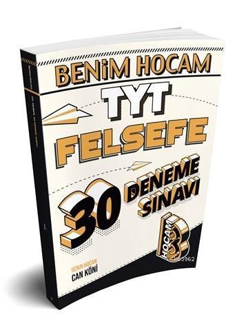 2020 TYT Felsefe 30 Deneme Sınavı Benim Hocam Yayınları
