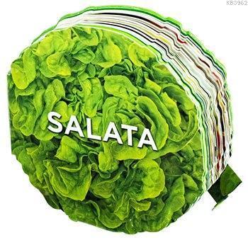 Salata; Lezzetli Magnetler