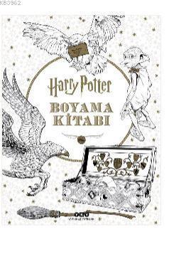 Harry Potter Boyama Kitabı