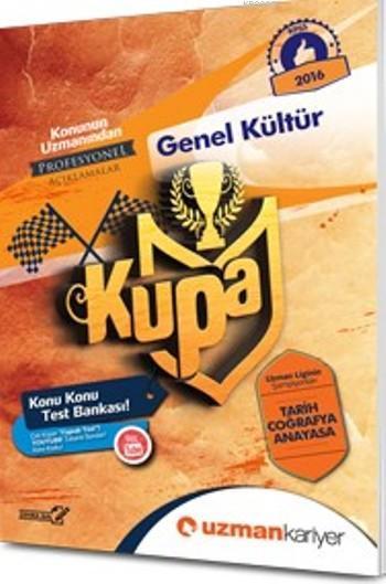 2016 Kpss Kupa Genel Kültür Konu Konu Test Bankası
